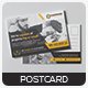 Construction Postcard - GraphicRiver Item for Sale
