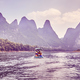 The Li River (Li Jiang), China. - PhotoDune Item for Sale