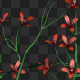 Growing Red Flowers - VideoHive Item for Sale
