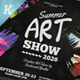 Art Event Flyer Templates - GraphicRiver Item for Sale