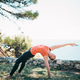 Woman practicing yoga - PhotoDune Item for Sale