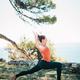 Woman practicing yoga - PhotoDune Item for Sale
