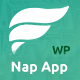 NapApp - WordPress App Landing Page - ThemeForest Item for Sale