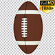 American Football Ball Vol2 - VideoHive Item for Sale