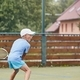 Little boy playing tennis - PhotoDune Item for Sale