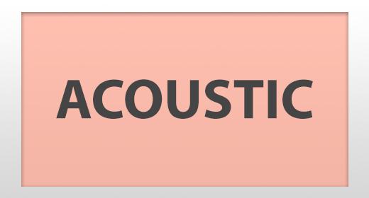 MUSIC - Acoustic