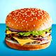 Burger & Fast Food Promo
