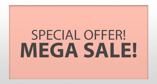 MUSIC - SPECIAL OFFER! MEGA SALE!