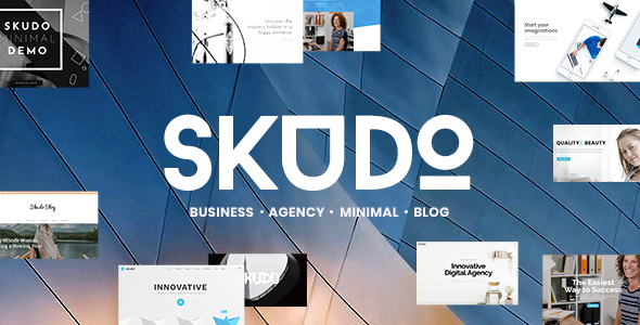 Image of Skudo - Responsive Multipurpose WordPress Theme