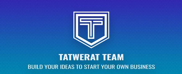 Tatwerat logo envato cover