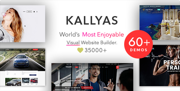 kallyas wordpress theme 4.16. large preview - KALLYAS - Creative eCommerce Multi-Purpose WordPress Theme