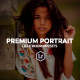 18 Portrait Lightroom Presets - GraphicRiver Item for Sale