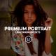 18 Portrait Lightroom Presets - GraphicRiver Item for Sale