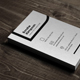 Minimal Clean Business Card - GraphicRiver Item for Sale