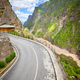 Scenic mountain road. - PhotoDune Item for Sale