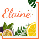 Elaine - Modern Beauty and Healthy Lifestyle Theme - ThemeForest Item for Sale