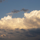 High Rolling Cumulus Clouds in a Blue Sky - PhotoDune Item for Sale