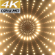 Lights VJ Loop Tunnel 4K - VideoHive Item for Sale
