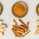 Ginger, turmeric and cinnamon - PhotoDune Item for Sale