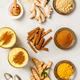 turmeric tea or golden turmeric latte - PhotoDune Item for Sale