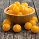 Yellow cherry tomatoes. - PhotoDune Item for Sale