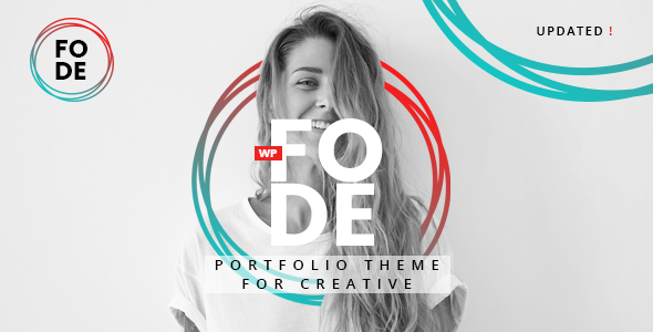 Fode - Portfolio Theme for Creatives