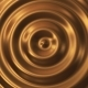 Abstract Loop Ripple Gold 3d Wave - VideoHive Item for Sale
