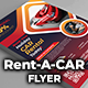 Rent a Car Flyer - GraphicRiver Item for Sale