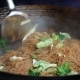 Asian Street Food. Fried Rice Noodles Traditional and Popular Dish in Asia - VideoHive Item for Sale