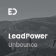 Unbounce Landing Page Template - LeadPower - ThemeForest Item for Sale