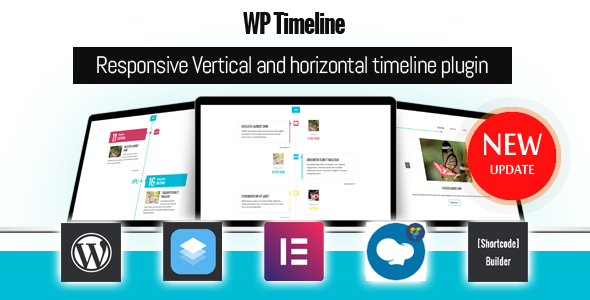 WP Timeline – Responsive Vertical and Horizontal timeline plugin by ...
