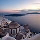 Last light on Santorini - PhotoDune Item for Sale