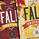 Autumn Fall Festival Flyer - GraphicRiver Item for Sale