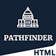 Free Download Pathfinder - Political HTML5 Templates Nulled