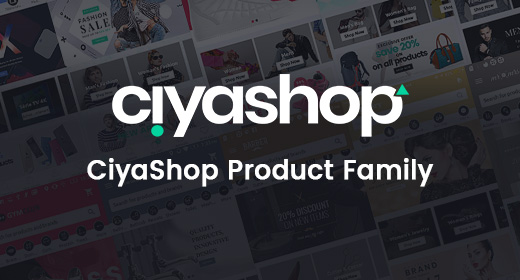 CiyaShop Product Family