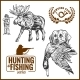 Hunting - GraphicRiver Item for Sale