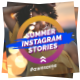 Instagram Summer Stories | Vertical and Square - VideoHive Item for Sale
