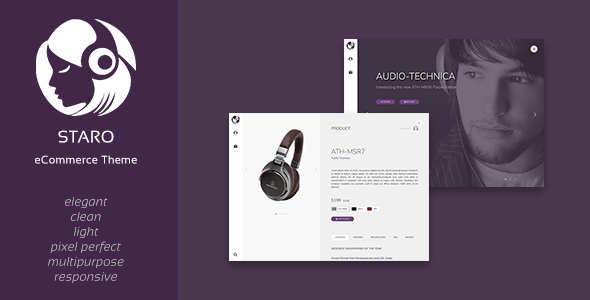 Staro - Multipurpose HTML Shop Template - Shopping Retail