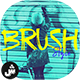 Brush-Animated Handwritten Typefaces - VideoHive Item for Sale