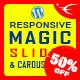 Magic Responsive Slider and Carousel WordPress Plugin - CodeCanyon Item for Sale