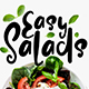 Easy Salads Typeface - GraphicRiver Item for Sale