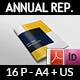 Annual Report Brochure Template Vol.2 - GraphicRiver Item for Sale
