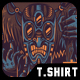 Voodoo People T-Shirt Design - GraphicRiver Item for Sale