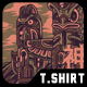 Totem Part 2 T-Shirt Design - GraphicRiver Item for Sale