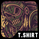 Ready to Fight T-Shirt Design - GraphicRiver Item for Sale