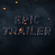 Epic Trailer - VideoHive Item for Sale