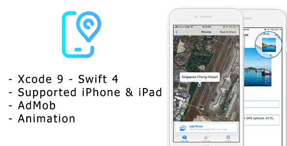 Fake Location, Fake GPS for iOS - CodeCanyon Item for Sale