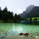 Amazing misty summer day on the Hintersee - PhotoDune Item for Sale