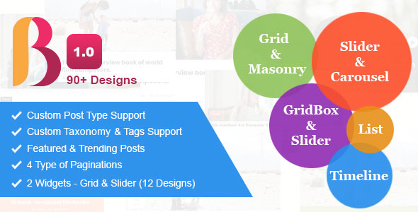 Blog Designer Pack Pro for WordPress            Nulled