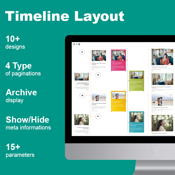 News & Blog Designer Pack Pro - News and Blog Plugin for WordPress